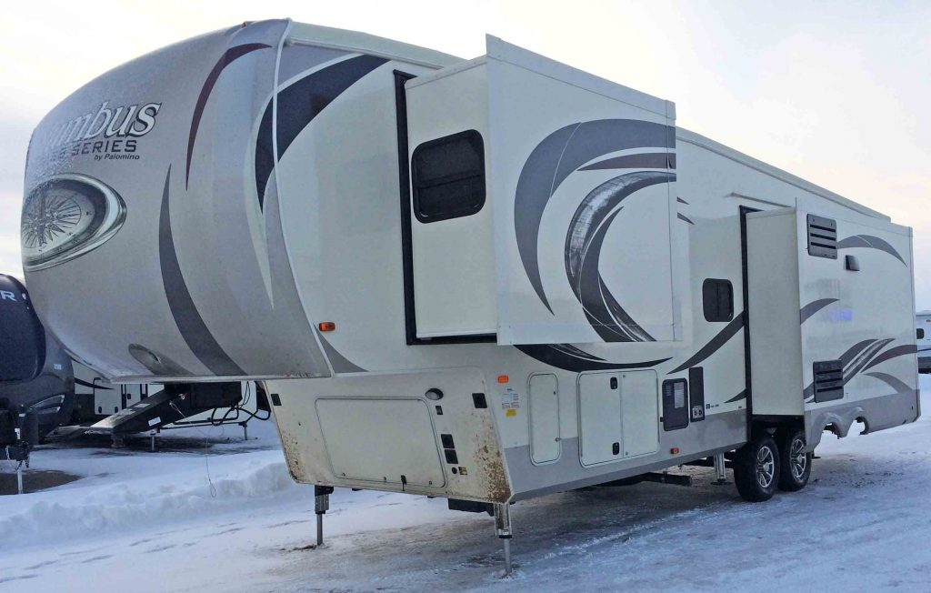 17fw2931 2017 Forest River Columbus Compass 320rsc Price