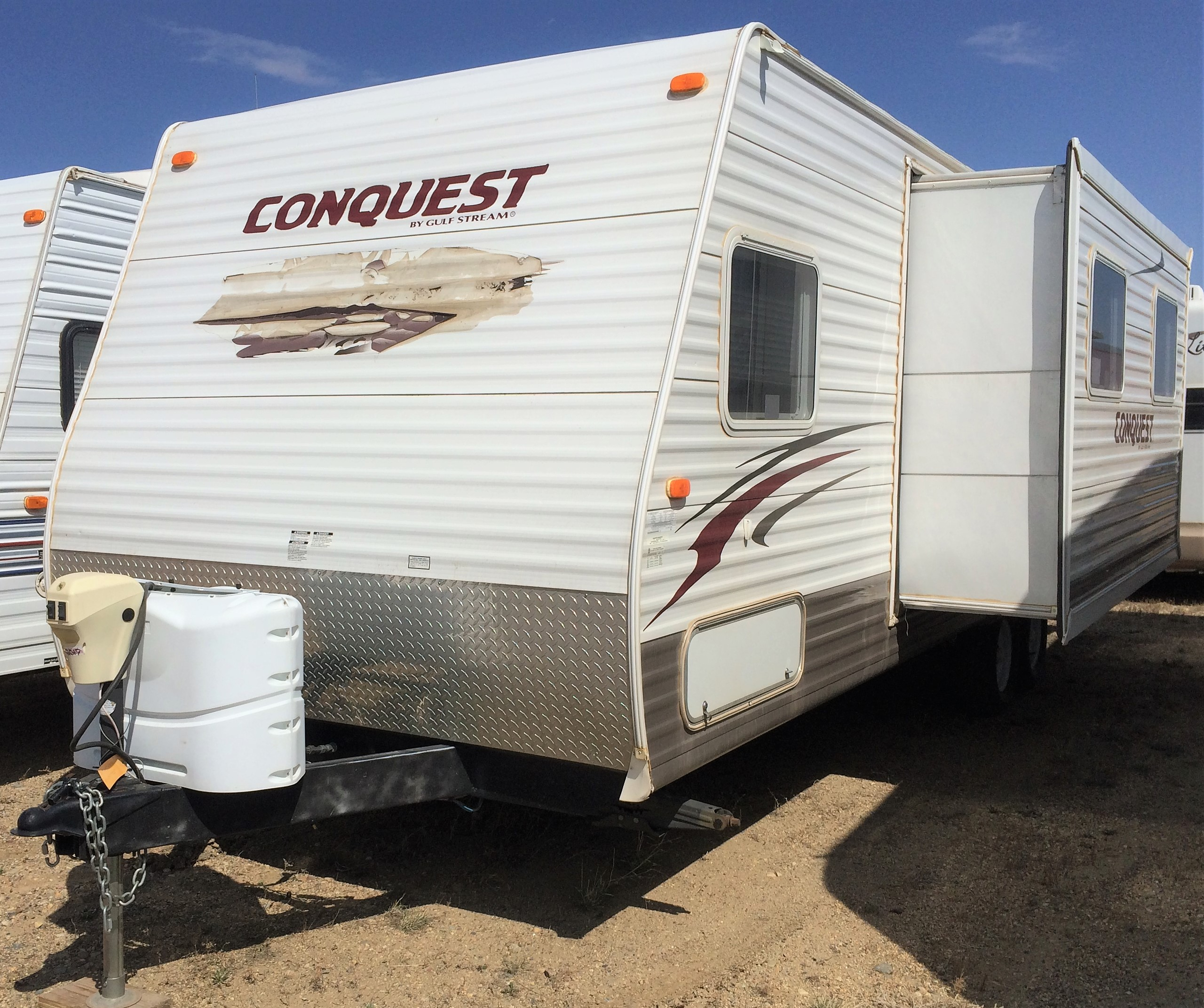 11tt2456 2011 Gulf Stream Conquest 255bh Price Was
