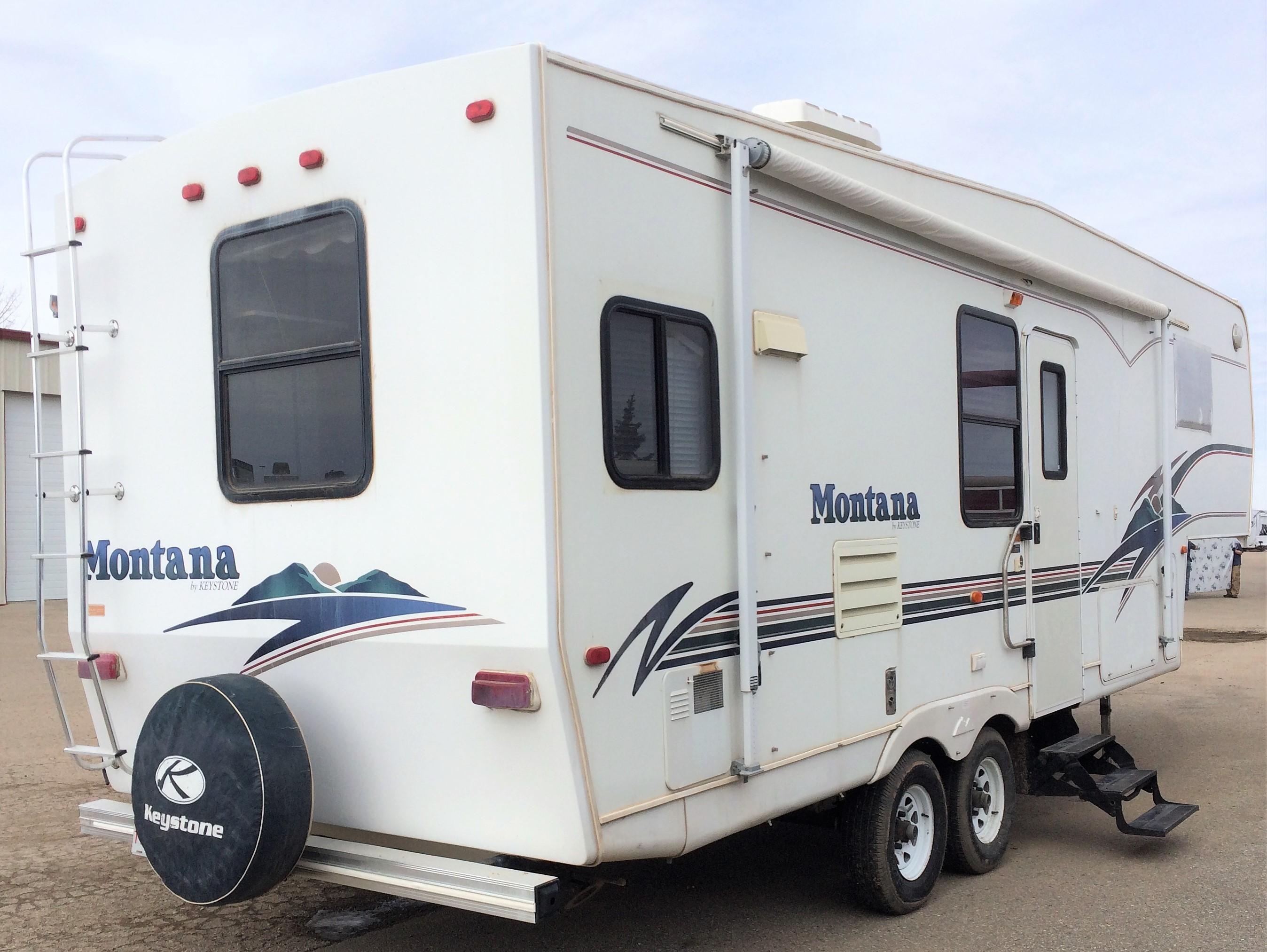 0099fw3121 1999 Keystone Montana 2850rk Price Was 9 900
