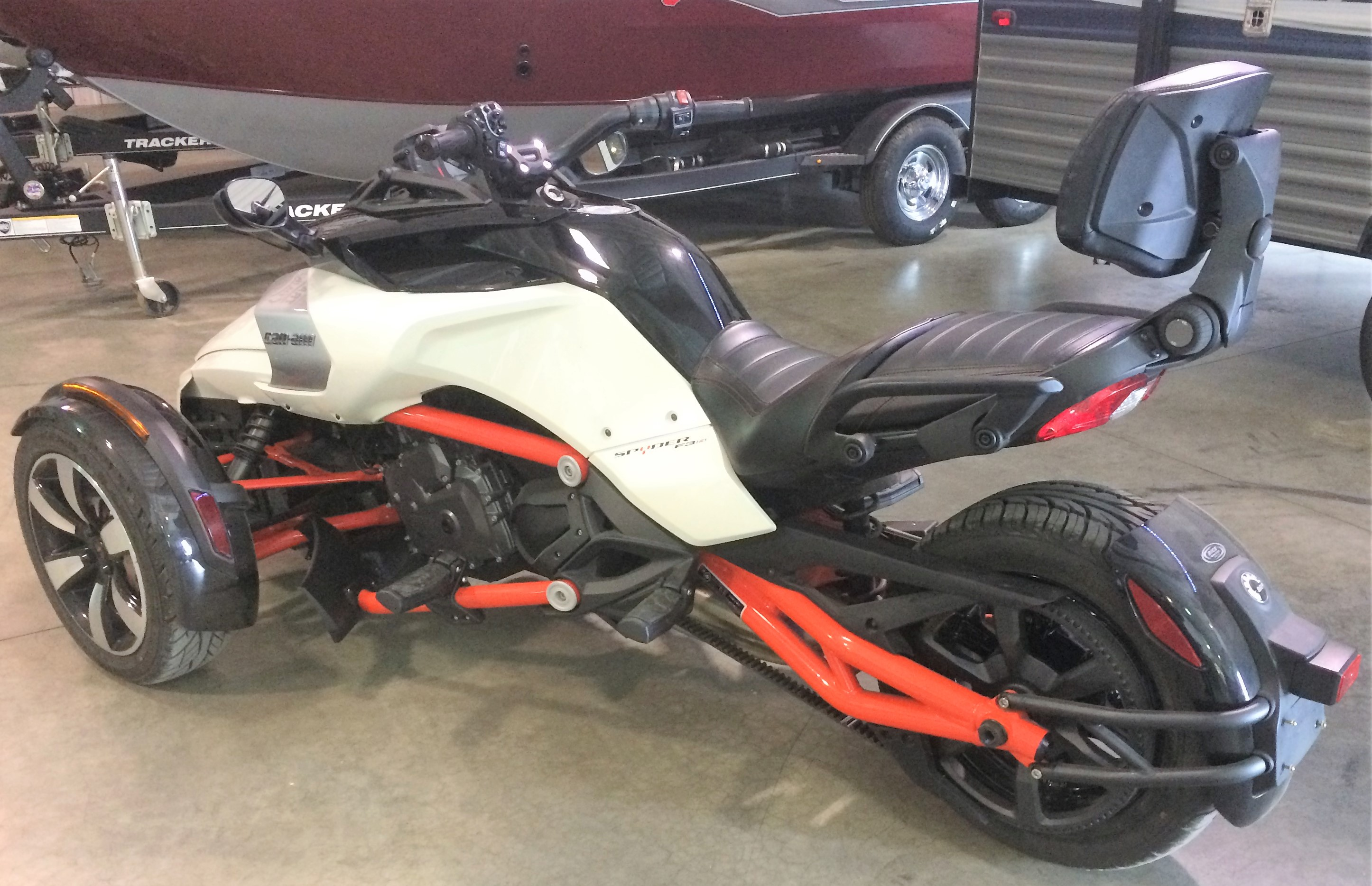 15v3152 2015 Can Am Spyder F3 Price 14 900 Minot Nd