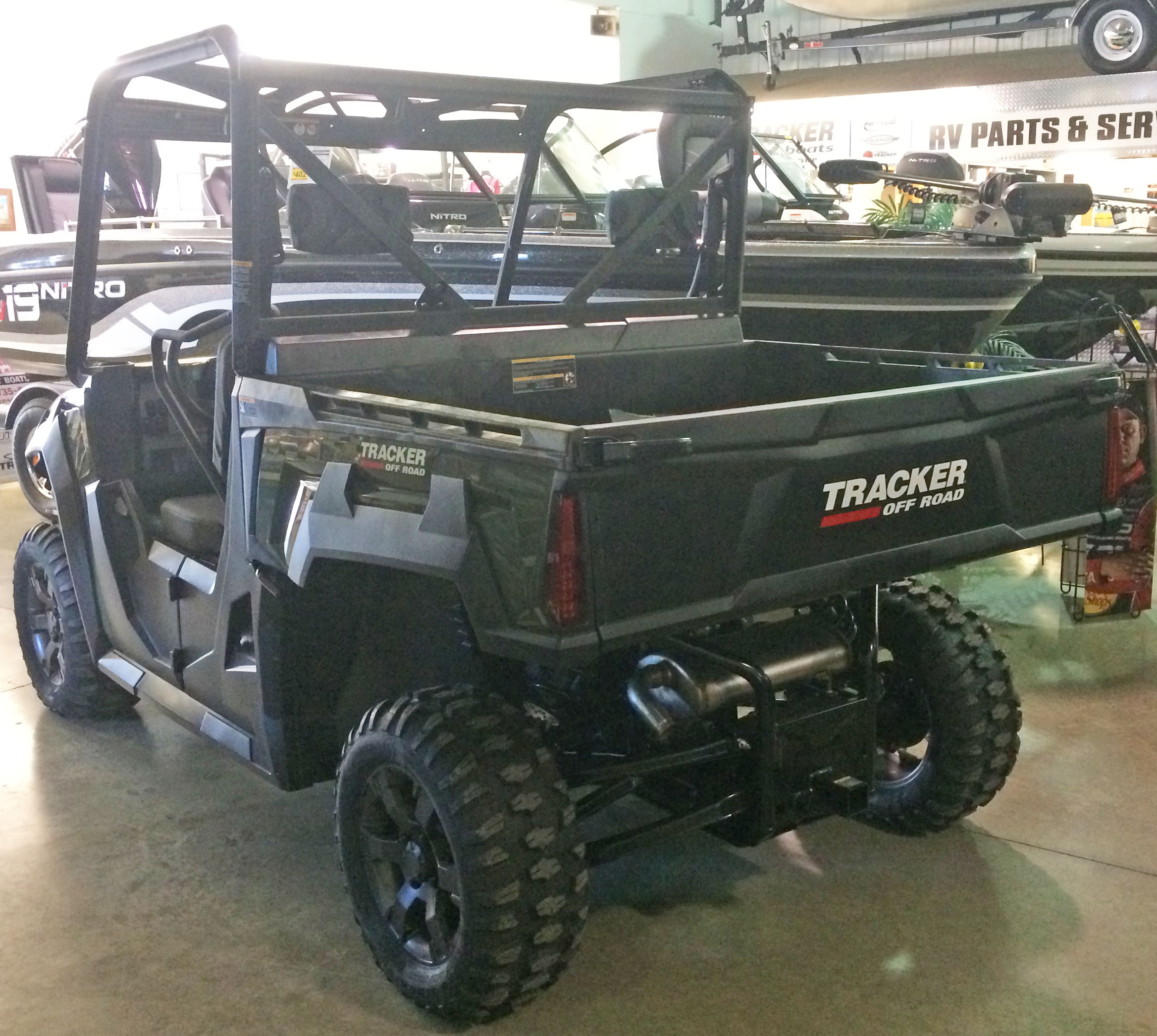 20ss430 2020 Tracker Off Road 800sx Price 11 499 Minot