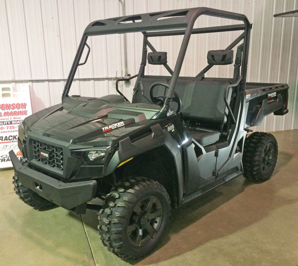 20ss428 2020 Tracker Off Road 800sx Price Call Minot Nd