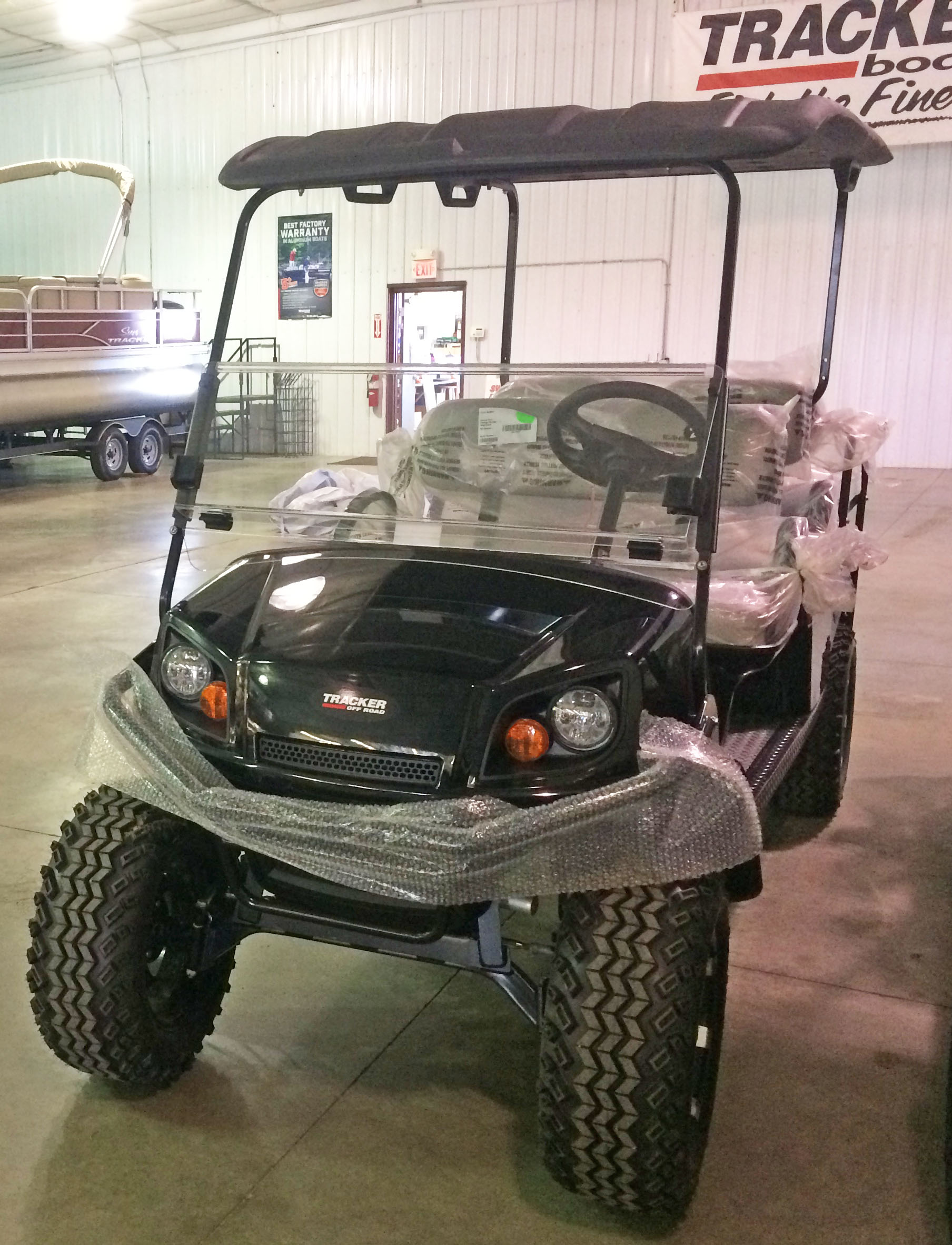 20GF442 2020 Tracker Off Road LX6 Price: Call Minot ND