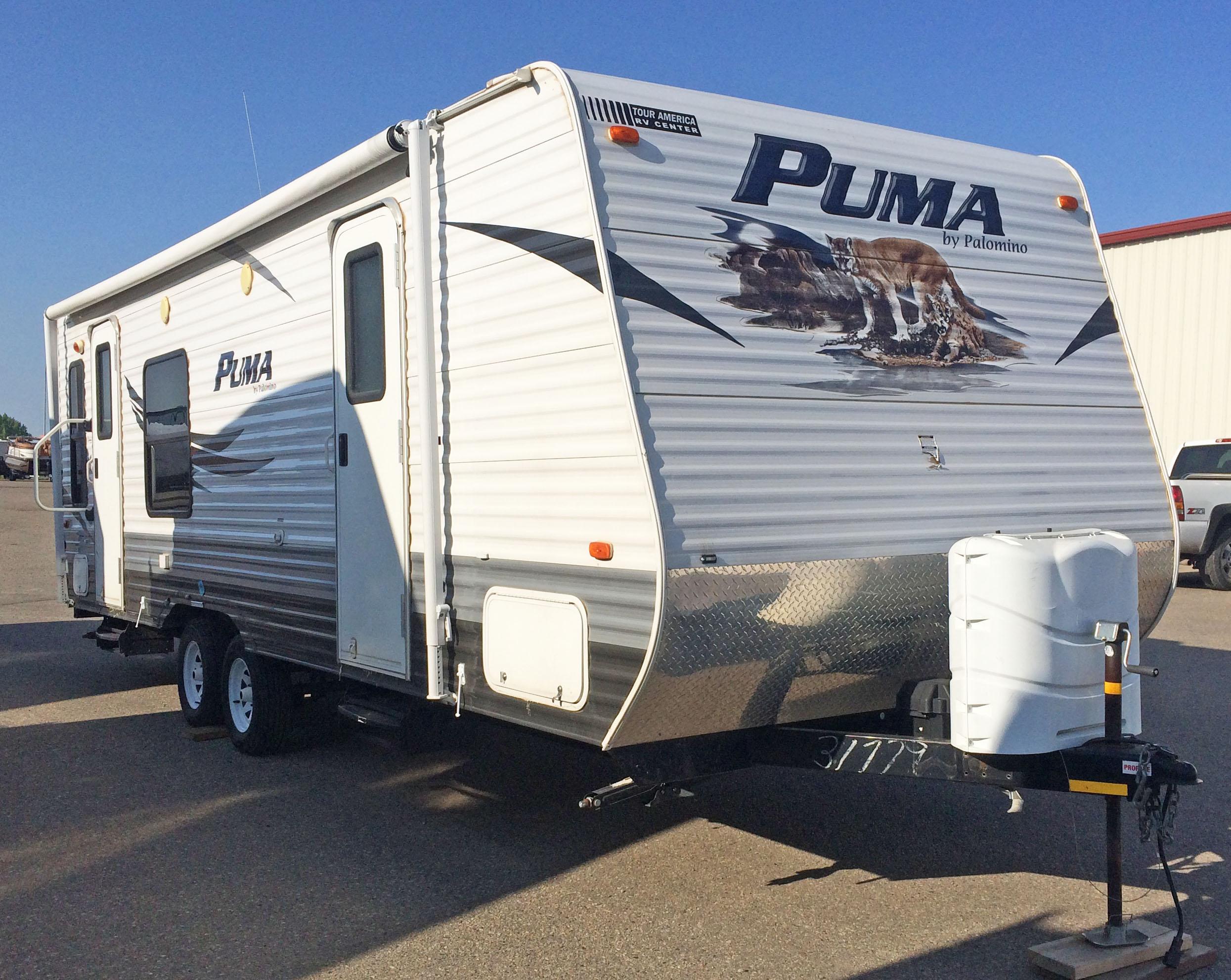 11tt3333 2011 Palomino Puma 25rs Price 10 900 Minot Nd