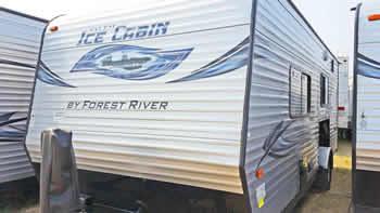 2015 Forest River Salem Ice Cabin